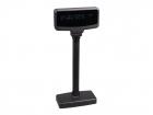 TVS CD220 POS Kundenanzeige, Kit (USB), schwarz