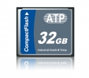 ATP 8GB COMPACT FLASH CARD, I-TEMP