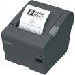 Epson TM-T88V, USB, RS232, dunkelgrau, inkl.: Netzteil (EU)